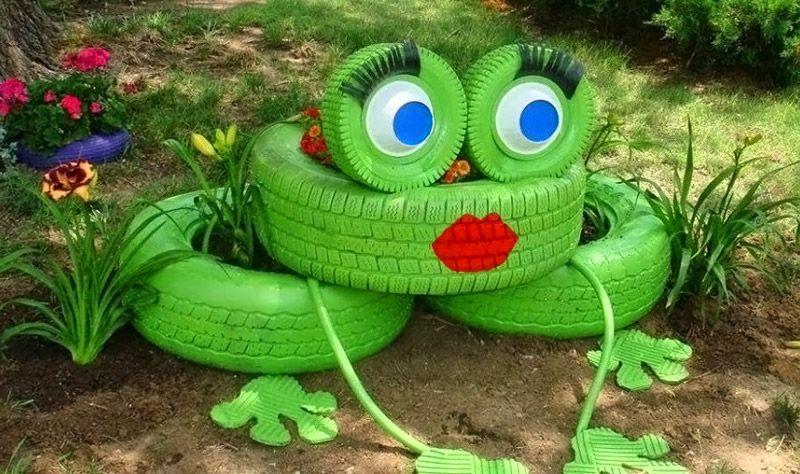 Стильная царевна-лягушка