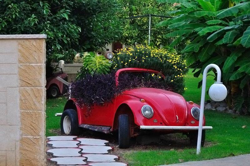 Найти Volkswagen Käfer проще