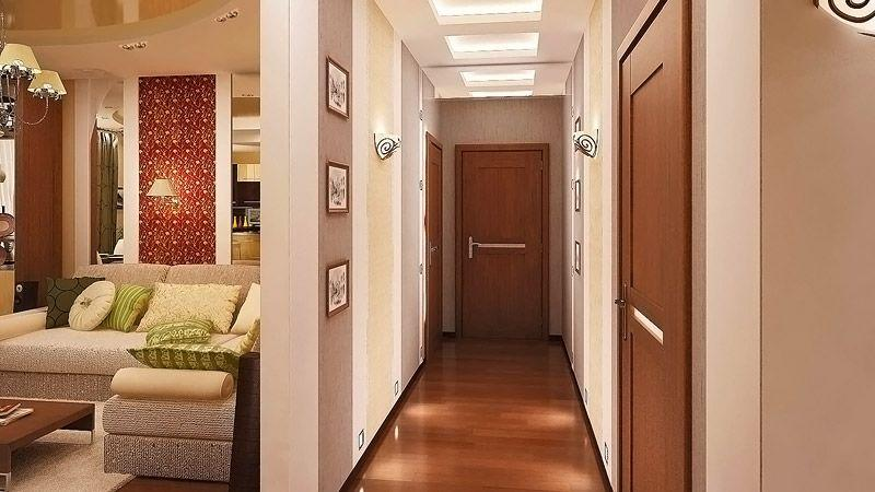 Комбинация разных типов освещения позволит создавать разные световые сценарии