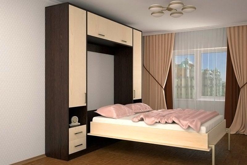 Надежное крепление – одно из главный условий установки такой мебели