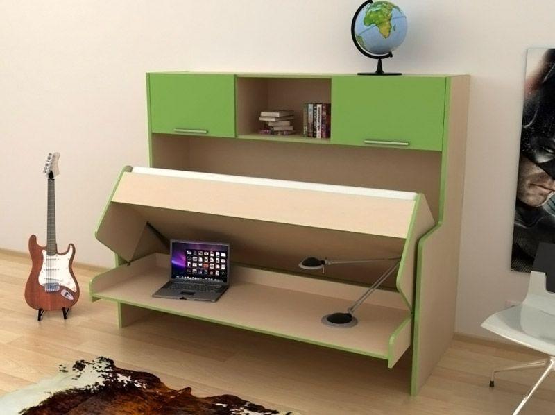 Удобный вариант для комнаты подростка
