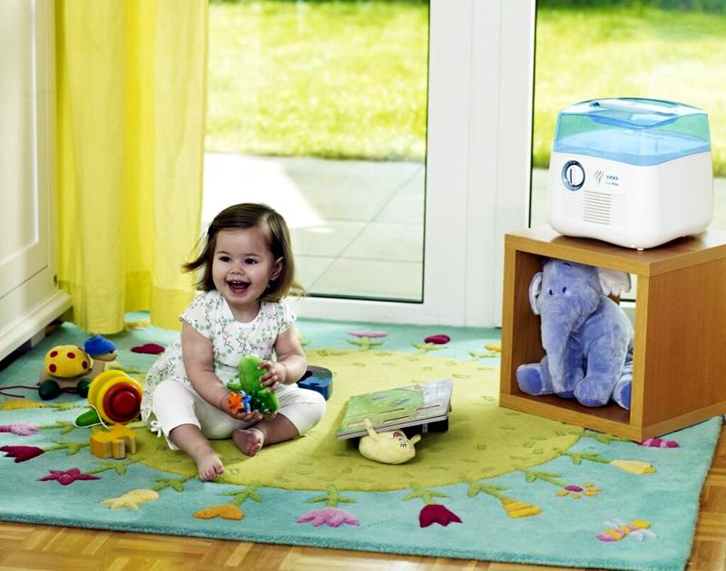 Какой лучше увлажнитель воздуха для детей