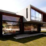 Фасады в современном стиле
