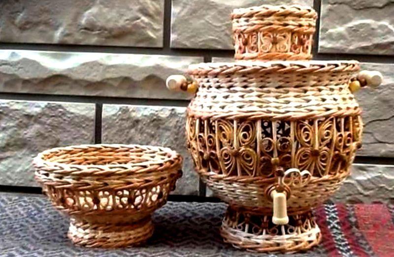 17-9 Плетение из газетных трубочек для начинающих пошагово: техника плетения, мастер класс, фото. Плетение корзин, шкатулок, коробок из газет для начинающих: схемы, загибы, фото