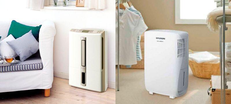 Функциональный прибор позволяет качественно сушить мокрую одежду