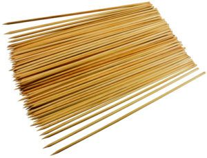 Деревянная палочка для шашлыков