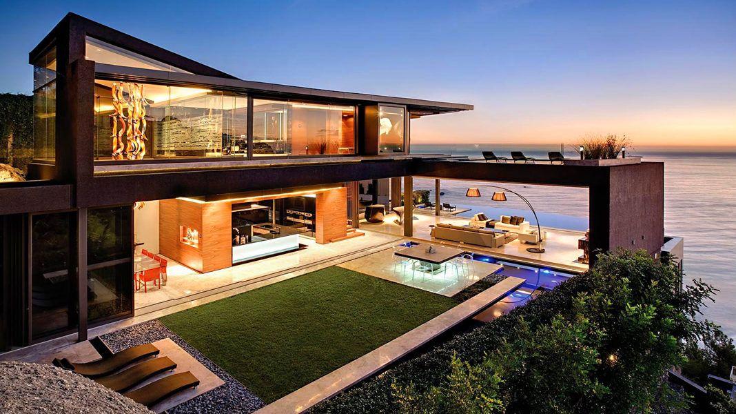 красивый дом внутри фото