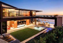 Красивые дома: фото внутри и снаружи