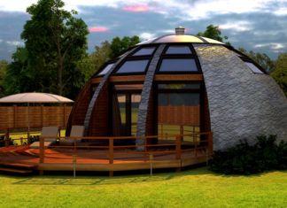 Купольные дома: проекты и цены, фото