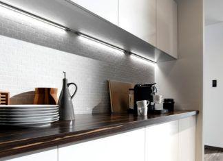 Светодиодная подсветка под шкафы для кухни