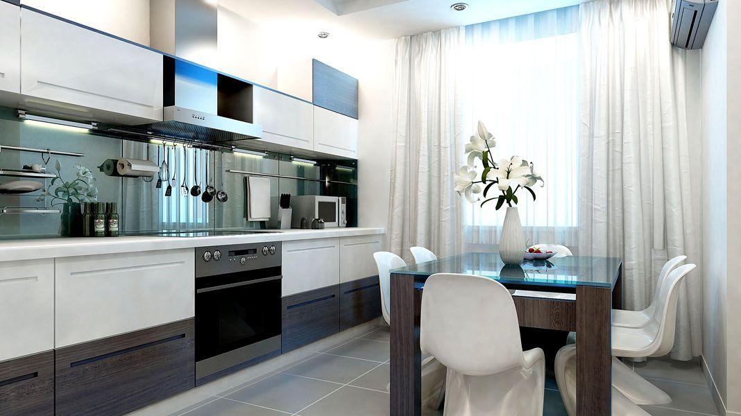 Ремонт кухни дизайн 2017