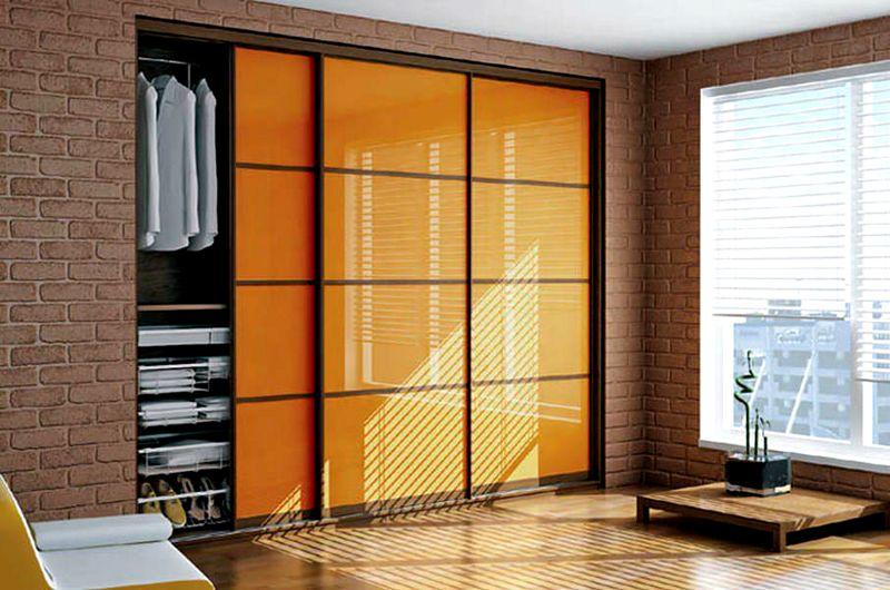 Шкафы купе современные: фото, дизайн