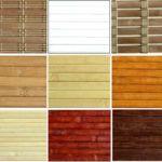 Модная тенденция – вставки из бамбука в фасадах для шкафов купе. Такие детали уместно смотрятся в интерьере, созданном в этническом стиле