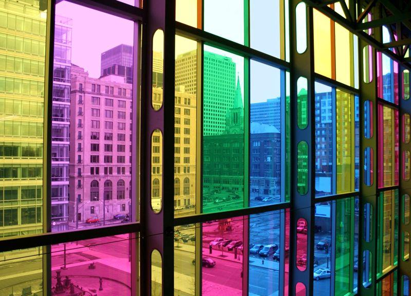 В широкой палитре цветов можно подобрать точное соответствие с требованиями конкретного дизайн проекта