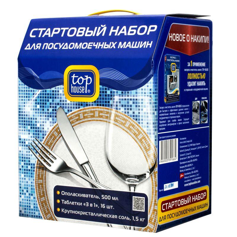 Средства для посудомоек могут иметь разную упаковку