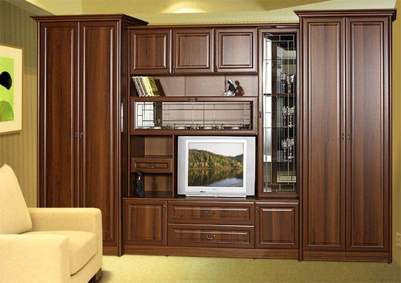 Мебель из подобного материала смотрится очень качественно