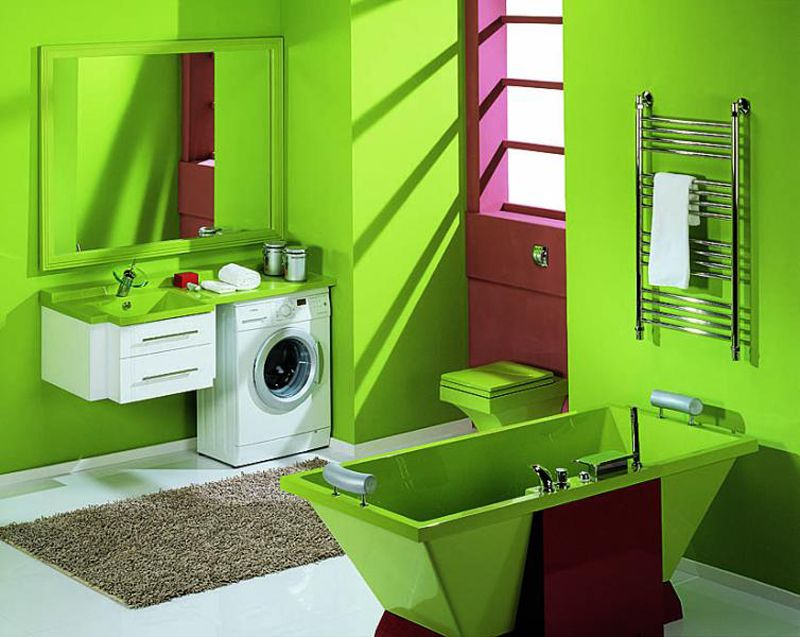 Важным параметром стиральной машинки является ее компактность и возможность удобного размещения