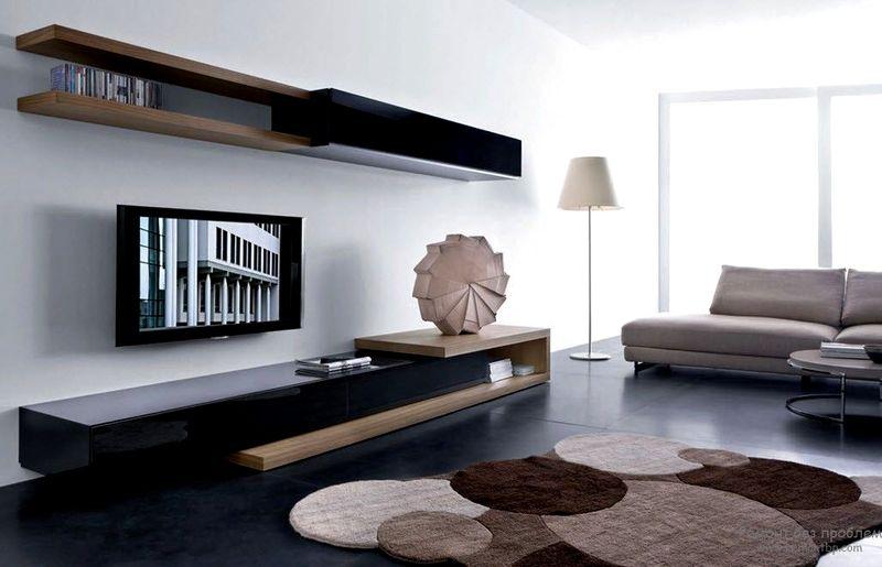Отличительной чертой минимализма является простой дизайн и отсутствие разнообразного декора