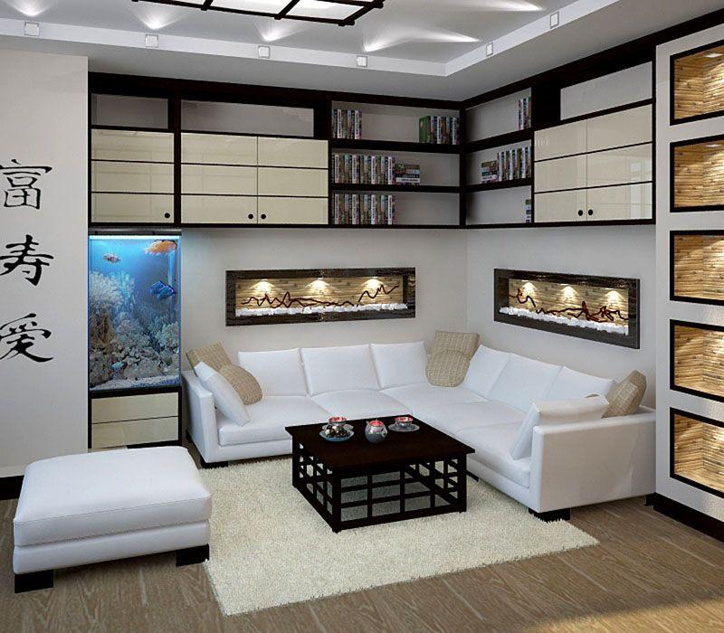 Функциональная мебель для оформления в восточном стиле