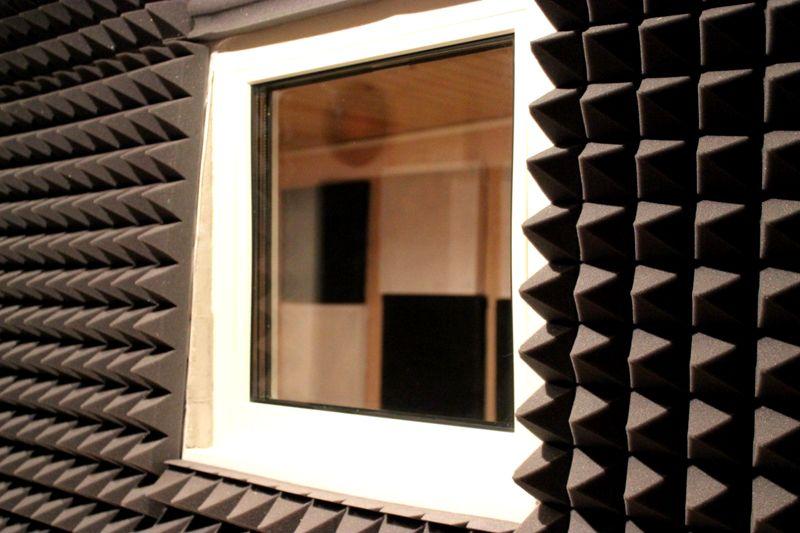 Такими покрытиями оснащают профессиональные студии звукозаписи
