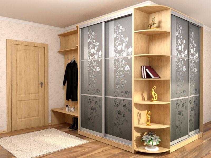 Размеры шкафа подбирают в точном соответствии с параметрами комнаты
