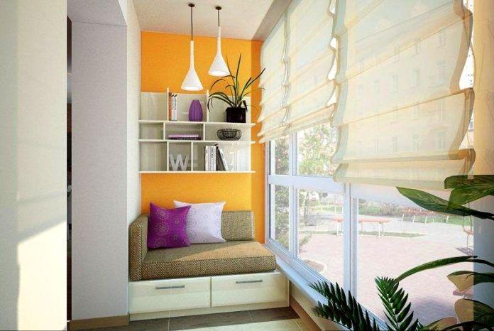 Балкон французский дизайн