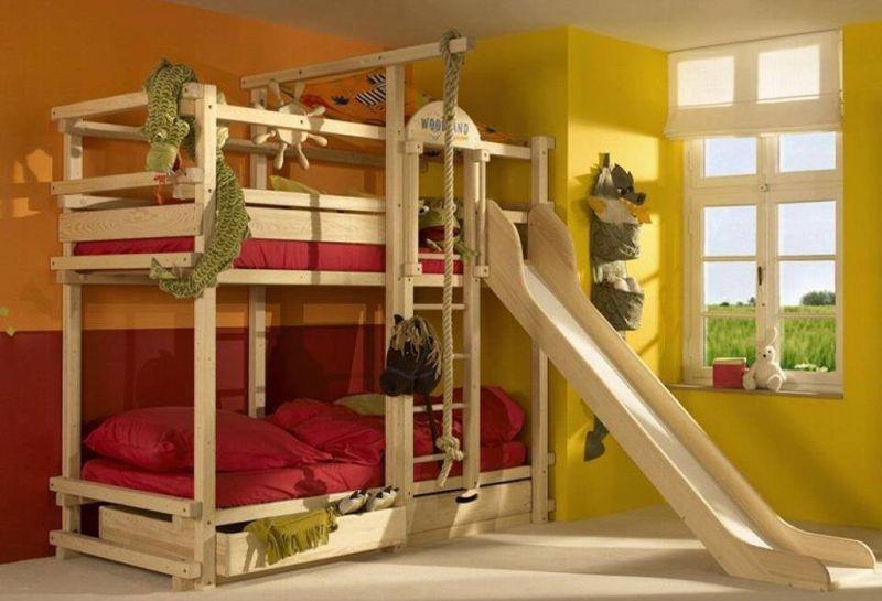 Комбинация со спальными местами