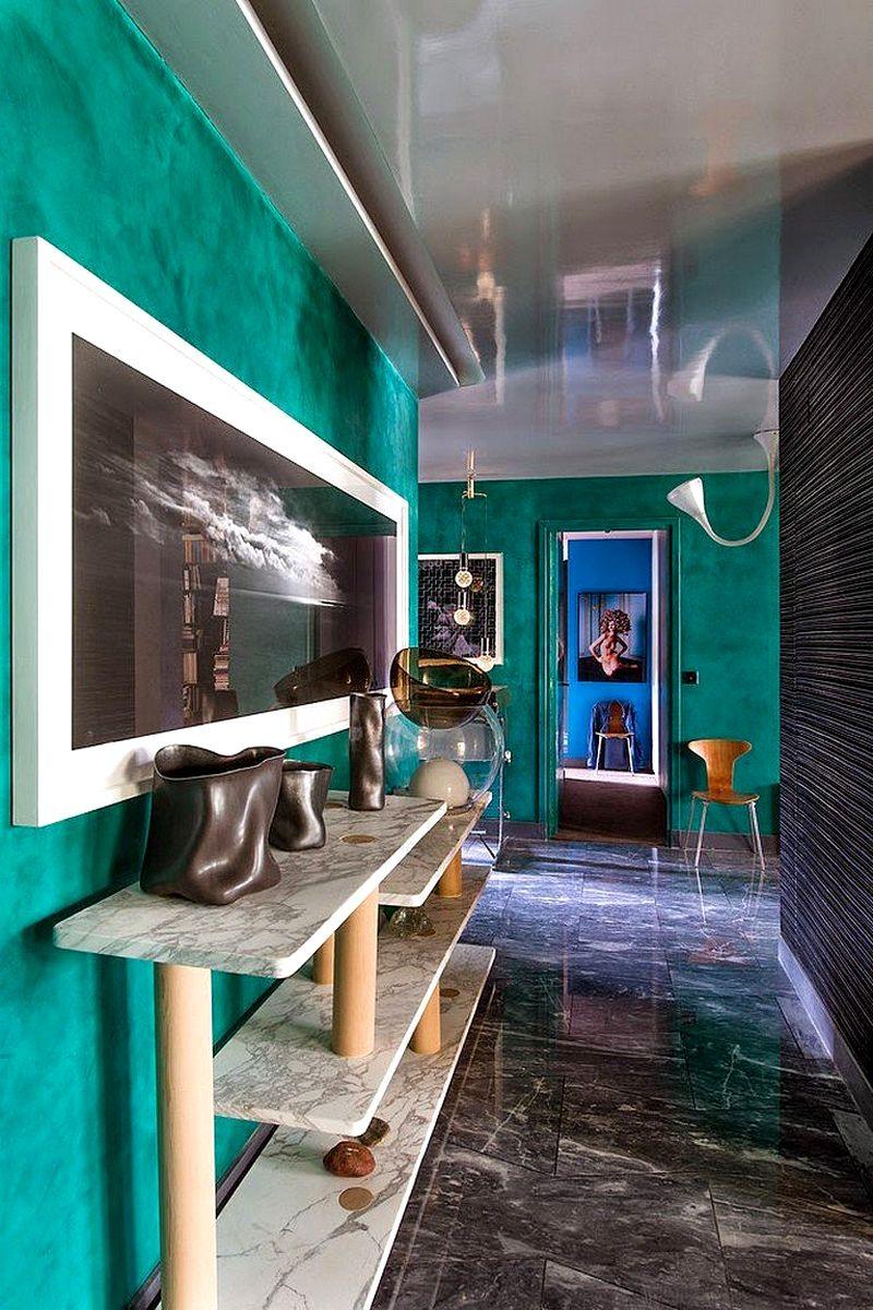 Не сложно подобрать оттенок, в точности соответствующий определенному стилю, вкусам собственника объекта недвижимости