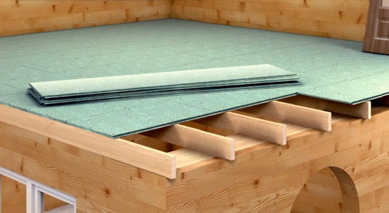 Шпунтованные плиты – универсальный материал для строительства