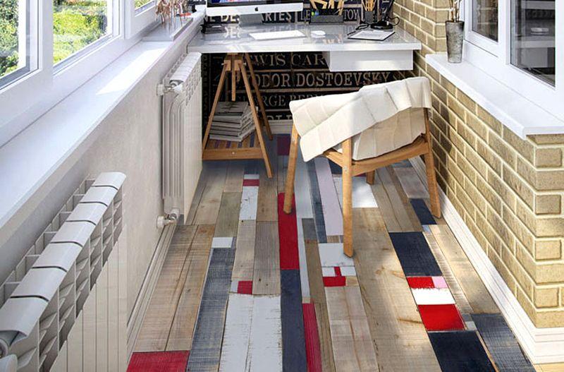 Многие панели выпускаются с декоративным износостойким покрытием