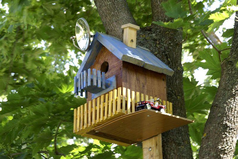 Самые красивые и прочные конструкции выполняются из древесины