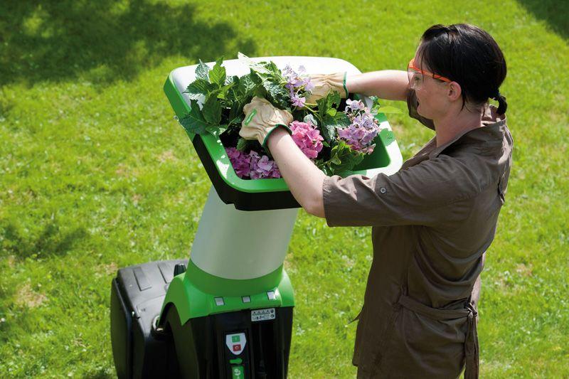 Садовый чиппер – необходимая вещь для дачника