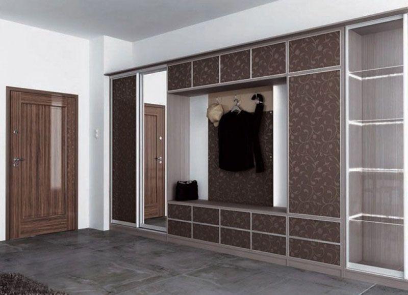 Гармоничное сочетание фона и мебели