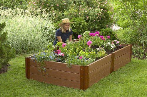 Декор садового участка своими руками из подручных материалов 33