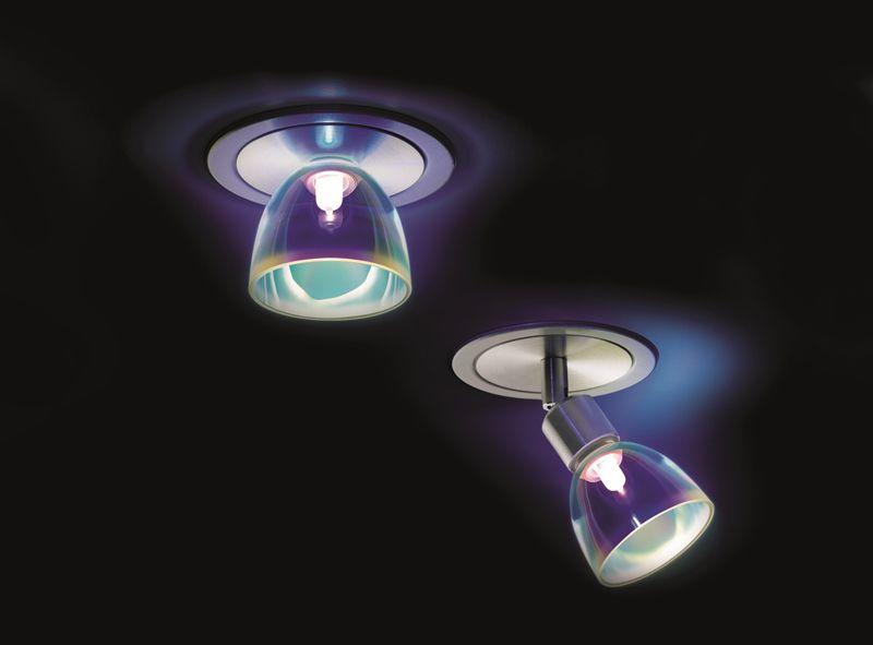 Лампа на шарнире
