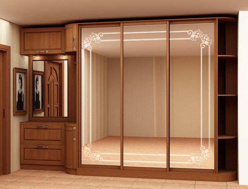 Шкаф купе в прихожую: фото идеи, дизайн моделей, секреты выб.