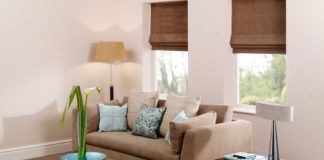 Римские шторы на пластиковые окна: фото, цена