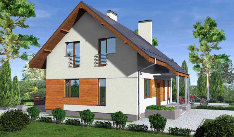 Version Des Modernen Landhaus