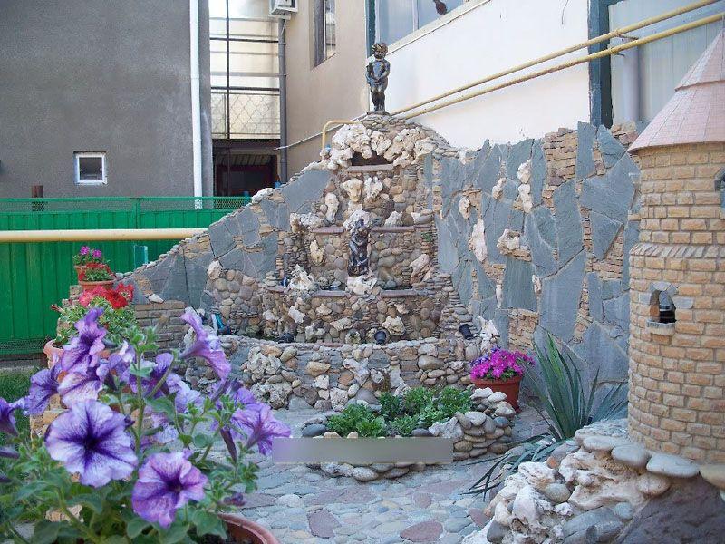 Декор для фонтана