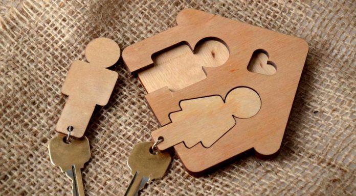 Эти оригинальные брелоки – удобные средства идентификации принадлежности ключей разным пользователям