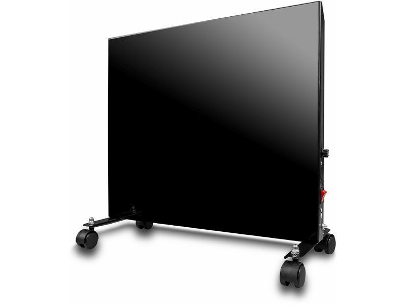Такой инфракрасный конвектор можно и с телевизором спутать