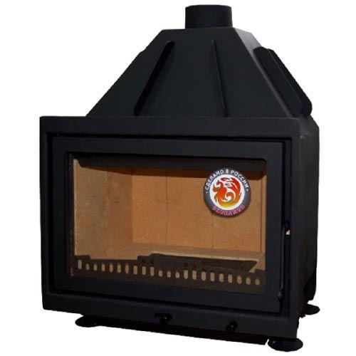 Печь-камин для дачи длительного горения и другие отопительные устройства