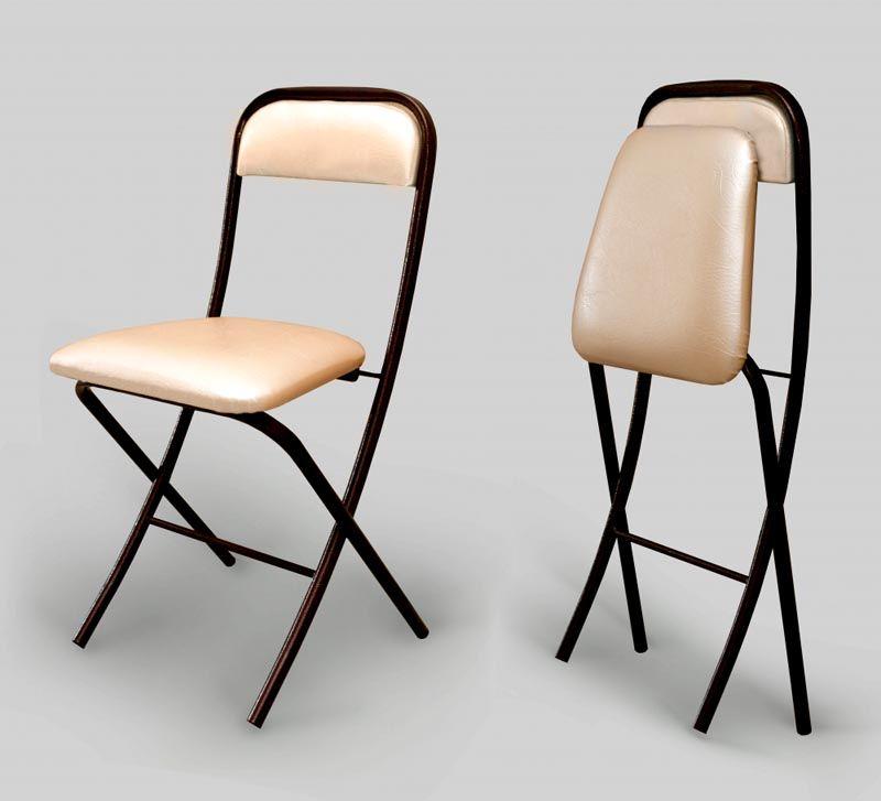 Металлические варианты с мягкими сидениями