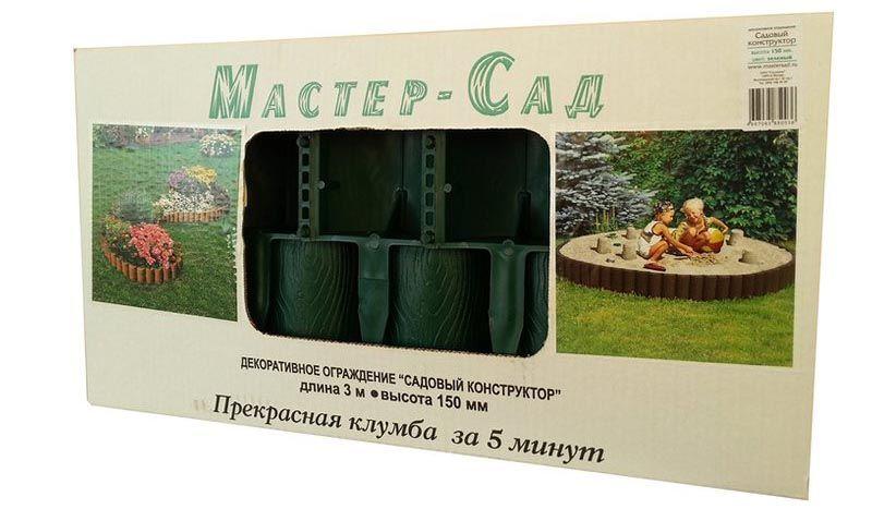 Садовые конструкции заметно облегчают процесс сбора садовых ограждений