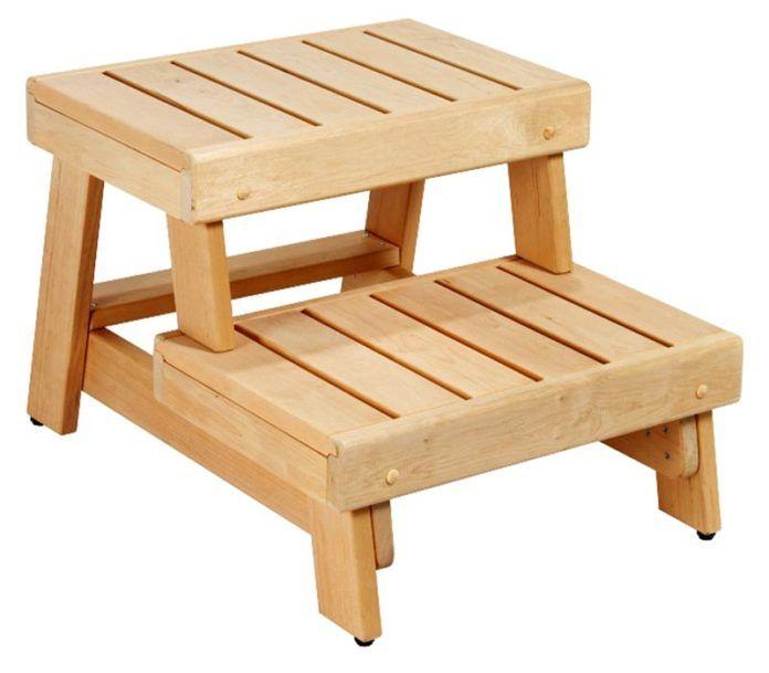 Лестница скамейка своими руками
