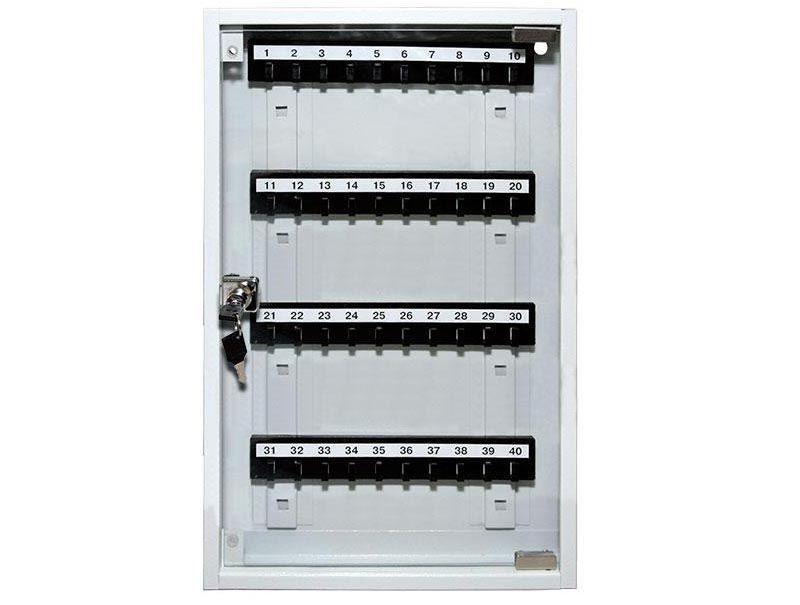Подобные шкафчики с замком устанавливают в многоквартирных домах, офисах, производственных помещениях