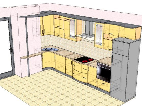 Реали��и�н�й маке� в �о�ма�е 3D поможе� �а�ионал�н�м об�азом и�пол�зова�� об�ем ко�п��ной мебели