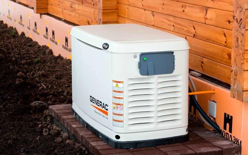 Автономный генератор обеспечит электропитание потребителей при авариях и отключениях централизованных сетей