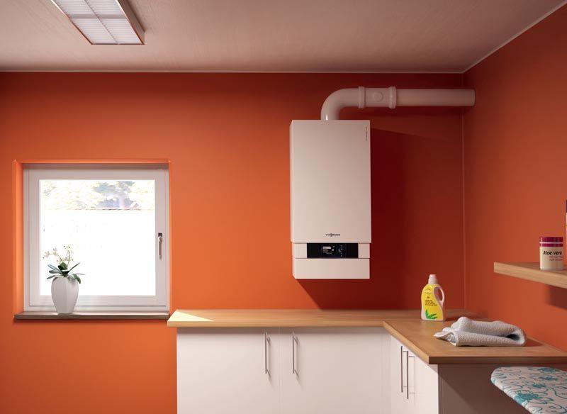 Для монтажа прибора может использоваться специальное помещение, например, предназначенное для разных хозяйственных нужд