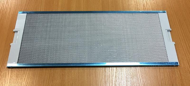 Так выглядит жировой фильтр из алюминия